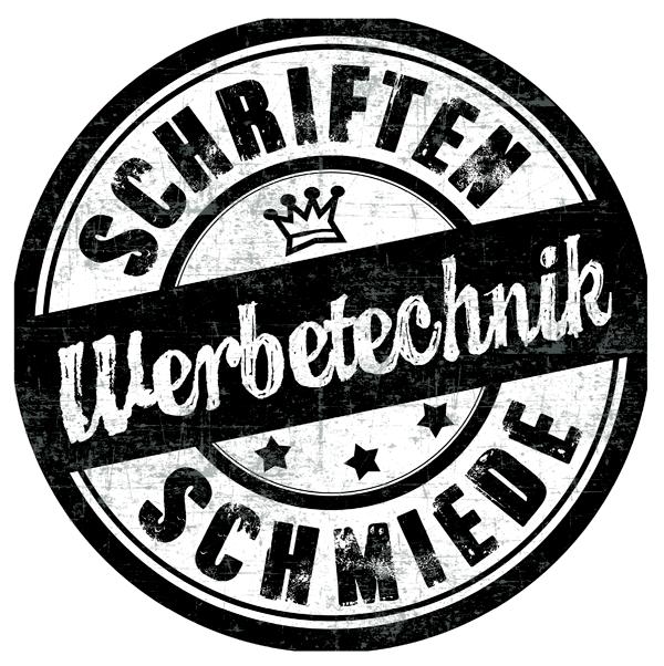 Schriften Schmiede Logo